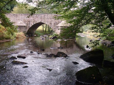 Charraud-Brücke (Crozant, 1695)