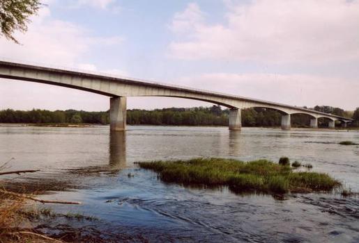 Pont Michel Debré, Amoboise