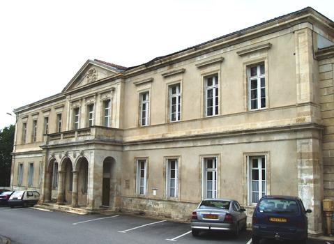 Hôpital de Melle - Façade