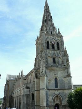Saint-Maixent-l'Ecole - Eglise Saint-Maixent (ancienne abbtiale)