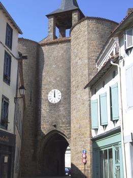 Parthenay - Porte de la Citadelle