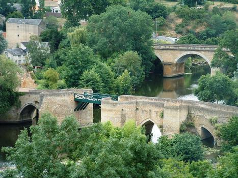 Chouans-Brücke & Pont-Neuf, Thouars