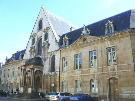 Dijon - Palais de Justice (Parlement de Dijon)