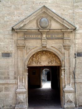 Collège de l'Arc, Dole