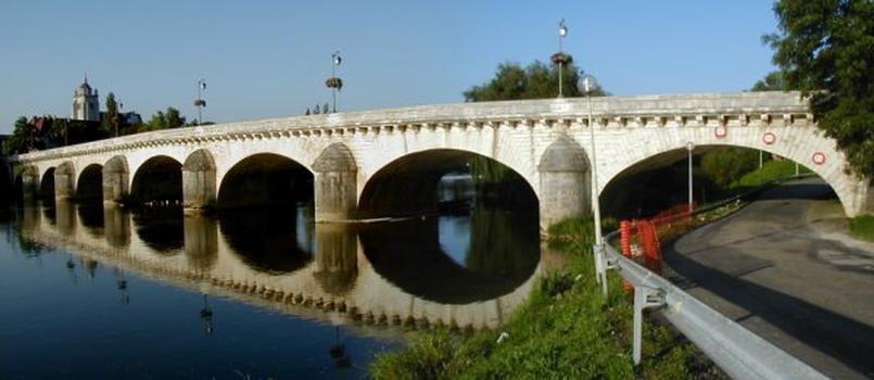 Grand Pont à DôleEnsemble