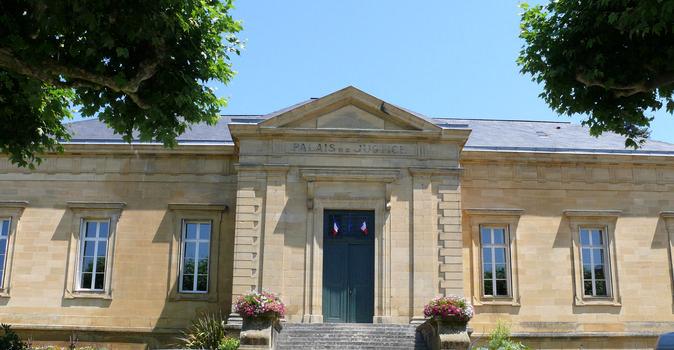 Palais de Justice (Sarlat-la-Canéda)