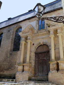 Sarlat-la-Canéda - Chapelle des Pénitents Blancs