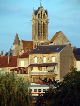 Kirche Saint-Hippolyte, Dormans