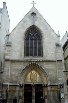 Chapelle du collège de Dormans-Beauvais