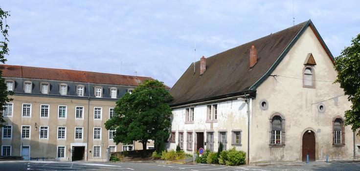 Châtel-Devant & Alte Kanzlei