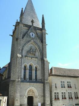 Montbenoît Abbey