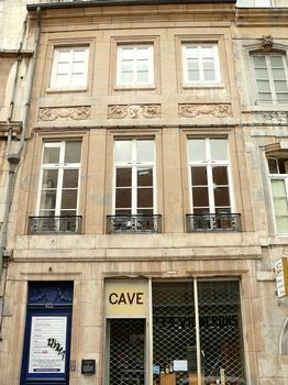 Besançon - Maison de l'architecte Bertrand