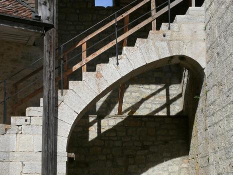 Joux Castle