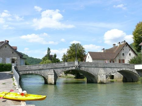 Vuillafans Bridge