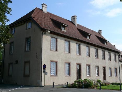 Montbéliard - Arsenal (château)