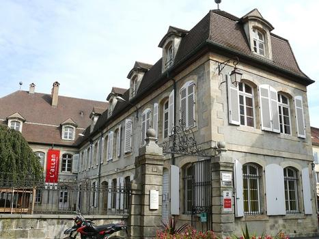 Montbéliard - Hôtel de Sponeck