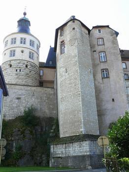 Schloss der Herzöge von Württemberg