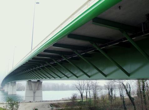 Valence - Pont des Lônes