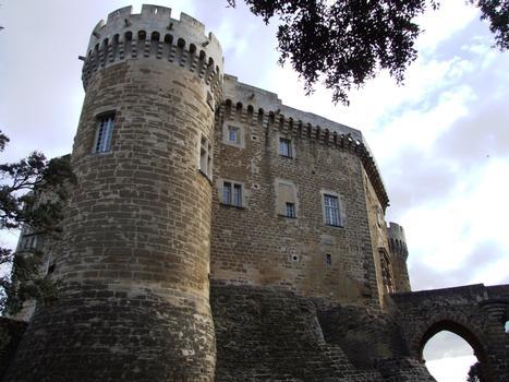Suze-la-Rousse - Château