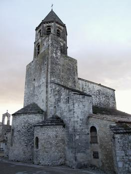 Saint-Michel Church, La Garde-Adhémar