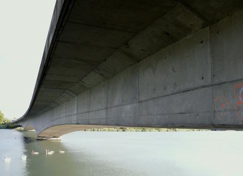 Isèrebrücke Pont-de-l'Isère
