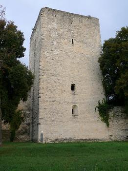 Montélimar - Château des Adhémar - Tour de Narbonne (14ème siècle)