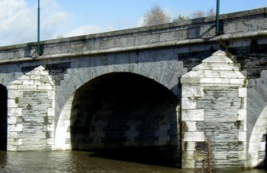 Loirbrücke Durtal