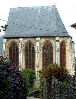 Eglise Saint-Acceul, Ecouen