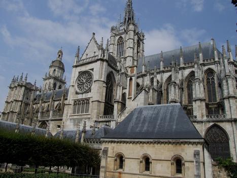 Evreux - Cathédrale Notre-Dame - Ensemble