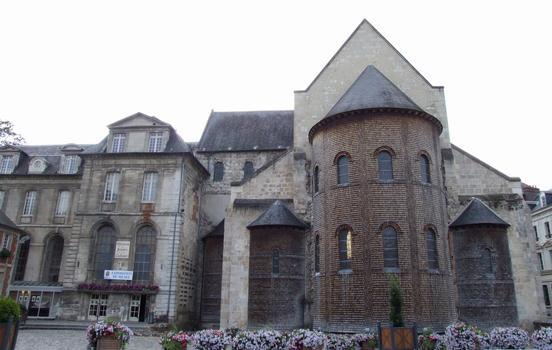Bernay - Ancienne abbatiale Notre-Dame