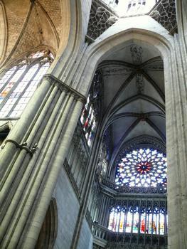 Evreux - Cathédrale Notre-Dame - Transept