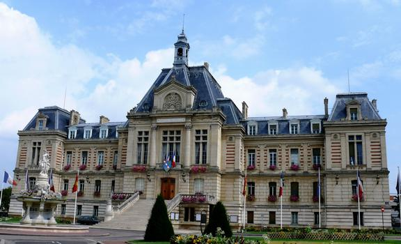 Evreux - Hôtel de ville