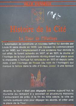 Evreux - Beffroi