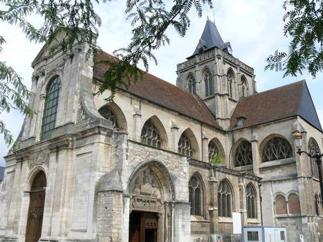Evreux - Eglise Saint-Taurin