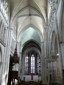 Evreux - Eglise Saint-Taurin - Nef