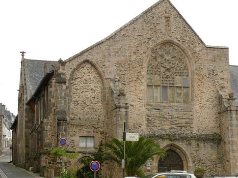Musée de Morlaix - Couvent des Jacobins