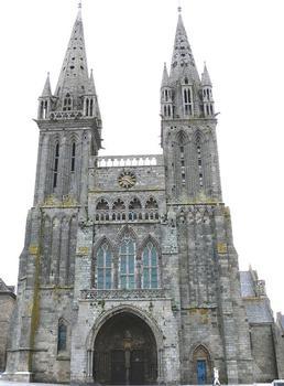 Saint-Pol-de-Léon - Eglise Saint-Paul-Aurélien