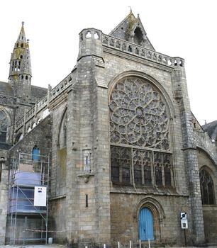 Saint-Pol-de-Léon - Eglise Saint-Paul-Aurélien - Bras sud du transept