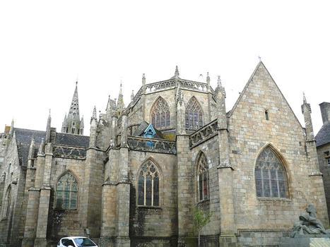 Saint-Pol-de-Léon - Eglise Saint-Paul-Aurélien - Chevet