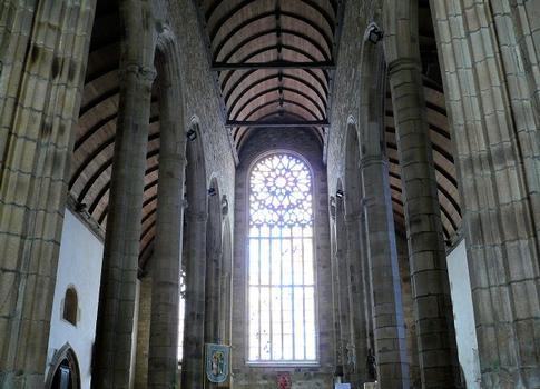 Saint-Jean-du-Doigt - Eglise Saint-Jean-Baptiste - Nefs