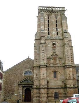 Morlaix - Eglise Saint-Mathieu