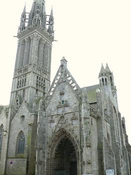 Saint-Pol-de-Léon - Chapelle Notre-Dame-du-Kreisker - Portail