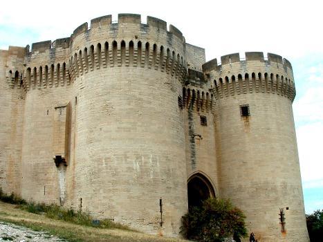 Fort Saint-André, Villeneuve-lès-Avignon.