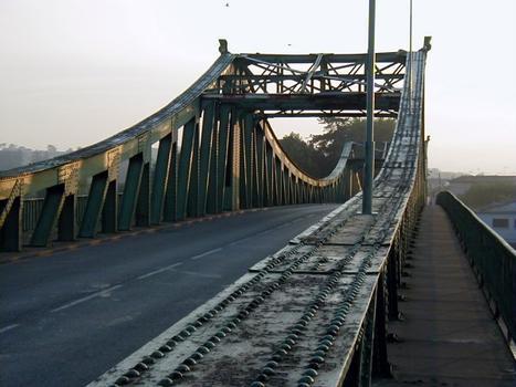 Pont de FransPoutres latérales