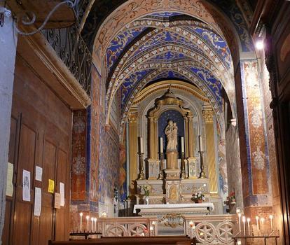 Uzès - Cathédrale Saint-Théodorit - Une chapelle