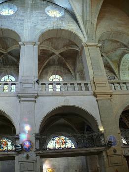 Uzès - Cathédrale Saint-Théodorit - Elévation