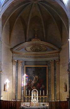 Uzès - Cathédrale Saint-Théodorit - Maître-autel
