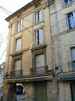 Hôtel Rossel d'Aigaliers