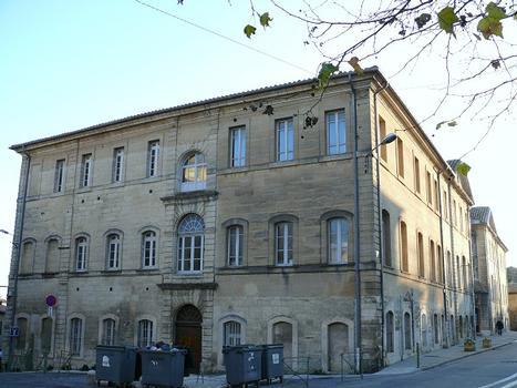 Hôpital local d'Uzès