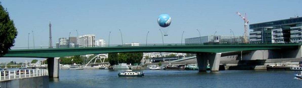 Pont du Garigliano.